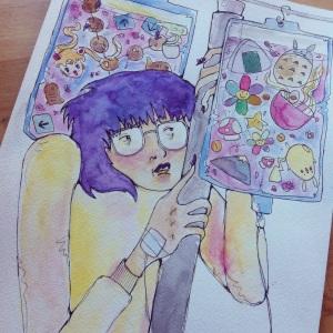 Japan Juice Colour